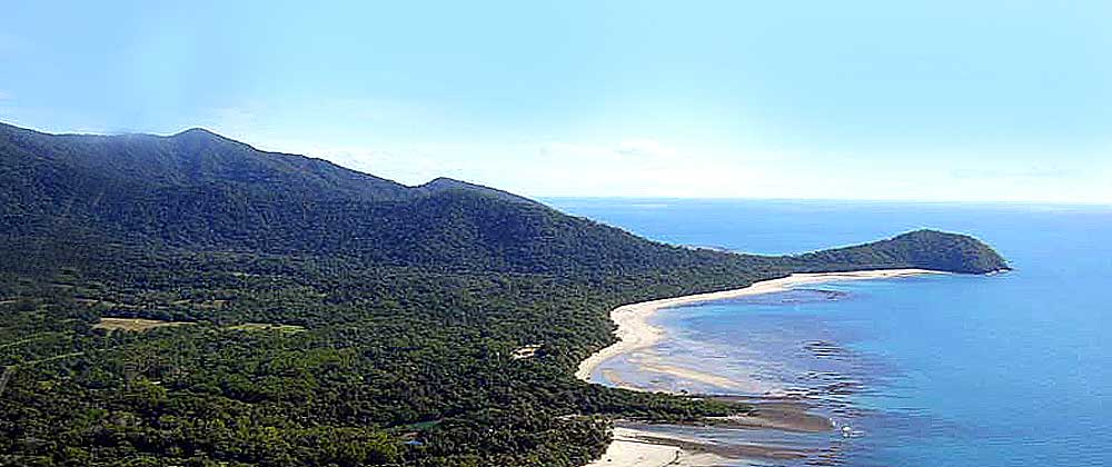 Cape Tribulation, highlight of the Great Barrier Reef Drive